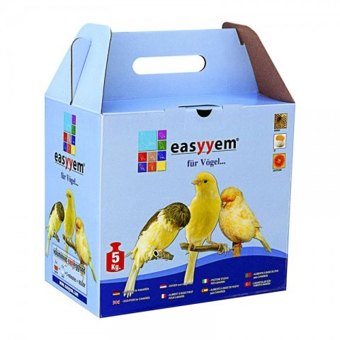 EASYYEM - EGGFOOD CANARY