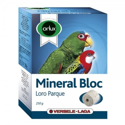 BLOQUE MINERAL