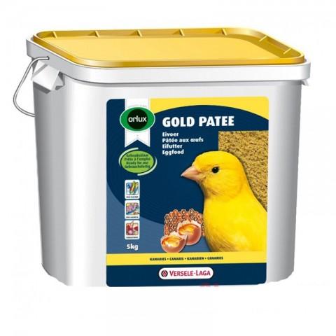 PASTA PARA CANARIOS GOLD PATEE
