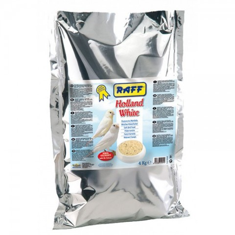 RAFF HOLLAND WHITE MORBIDA 4KG