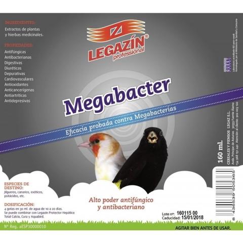 MEGABACTER- TRATAMIENTO DE MEGABACTERIAS