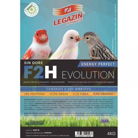 LEGAZIN F2H ENERGY PERFECT EVOLUTION
