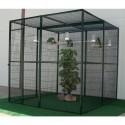 VOLADERO PARA INTERIOR DE 4 m2 (TECHO MALLA)
