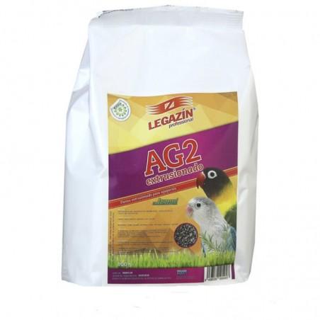 LEGAZIN AG2 EXTRUSIONADO AGAPORNIS