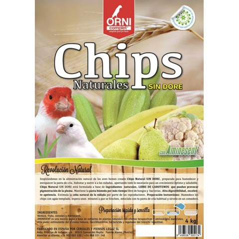 CHIPS NATURALES SIN DORE