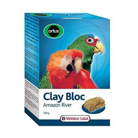 CLAY BLOC AMAZON RIVER