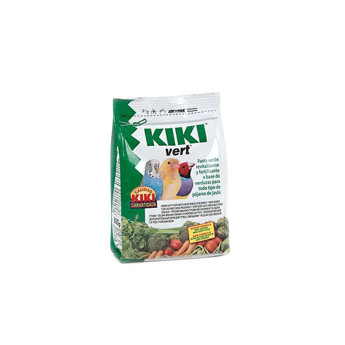 KIKI VERT - PASTA DE CRIA CON VERDURAS