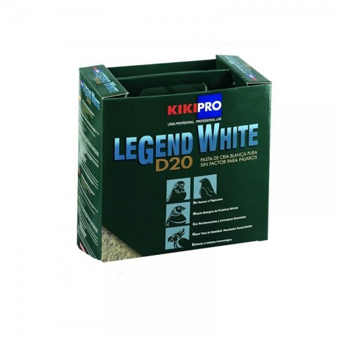 KIKI LEGEND WHITE D20 SECA