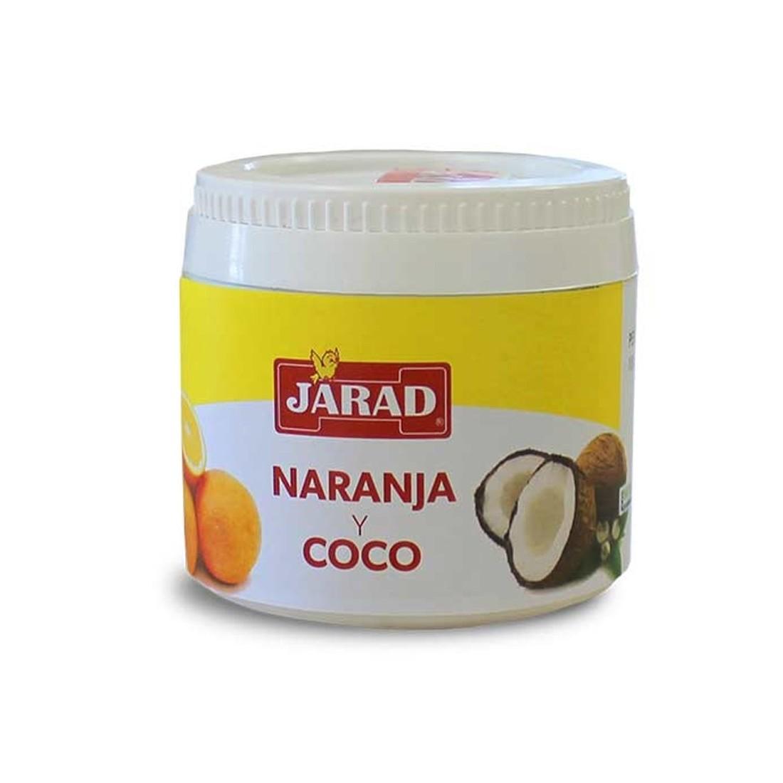 BOTE DE NARANJA Y COCO