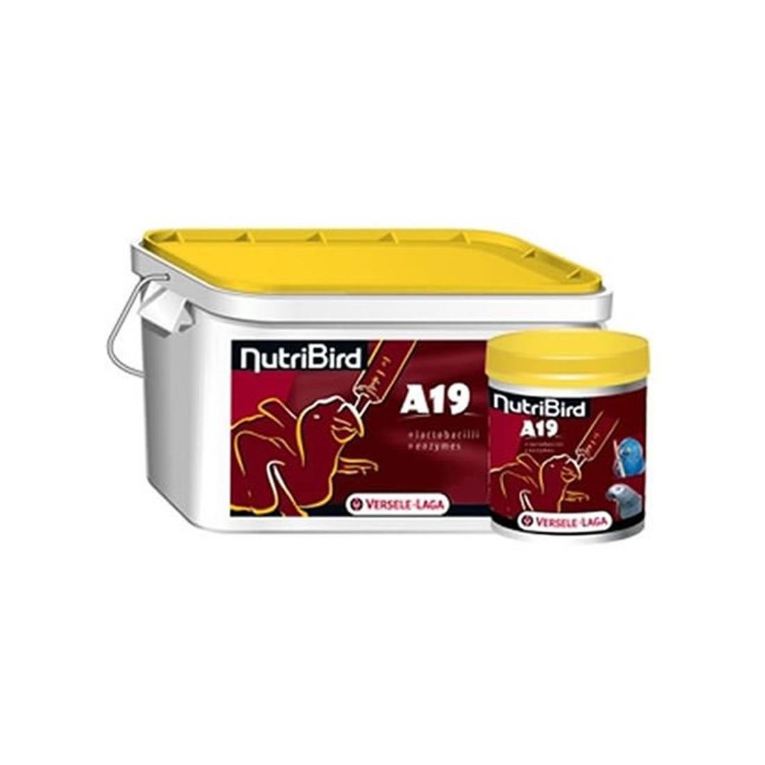 NUTRIBIRD A19 - PAPILLA PARA AVES -