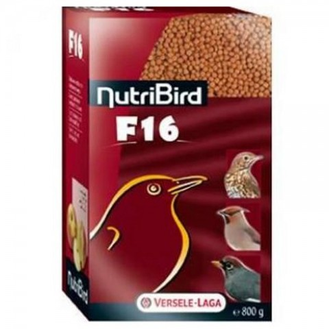 NUTRIBIRD F16 - INSECTIVOROS