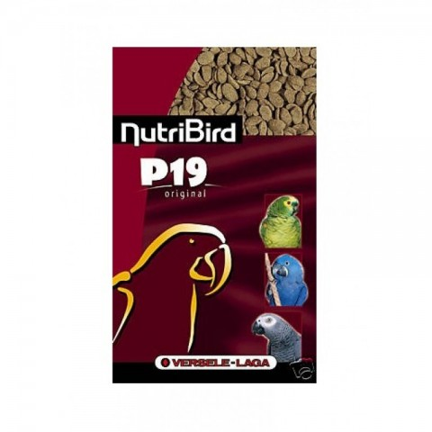 NUTRIBIRD P19 - ALIMENTO PARA CRIAS DE PAPAGAYO