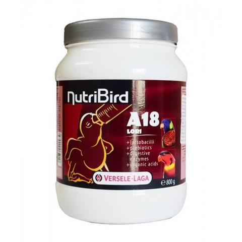NUTRIBIRD A18 - PAPILLA PARA LORIS