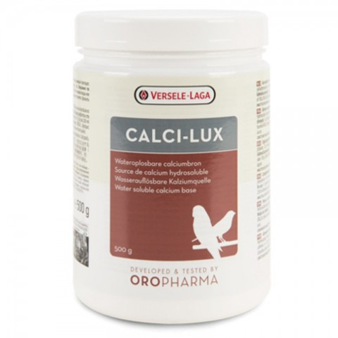 CALCI - LUX / CALCIO HIDROSOLUBLE