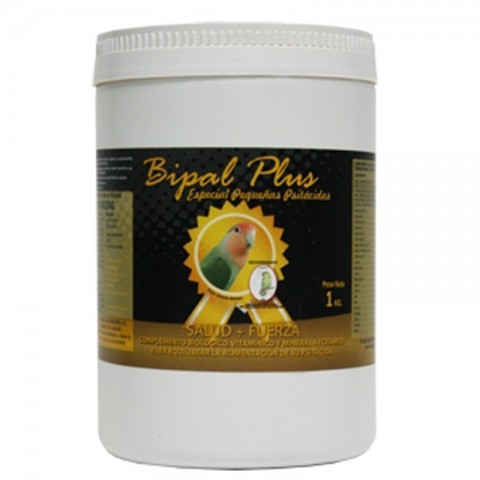 BIPAL PLUS - ESPECIAL PSITACIDAS