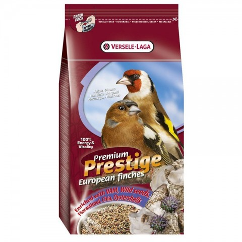 EUROPEAN FINCHES PRESTIGE
