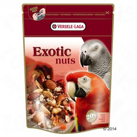 EXOTIC NUTS