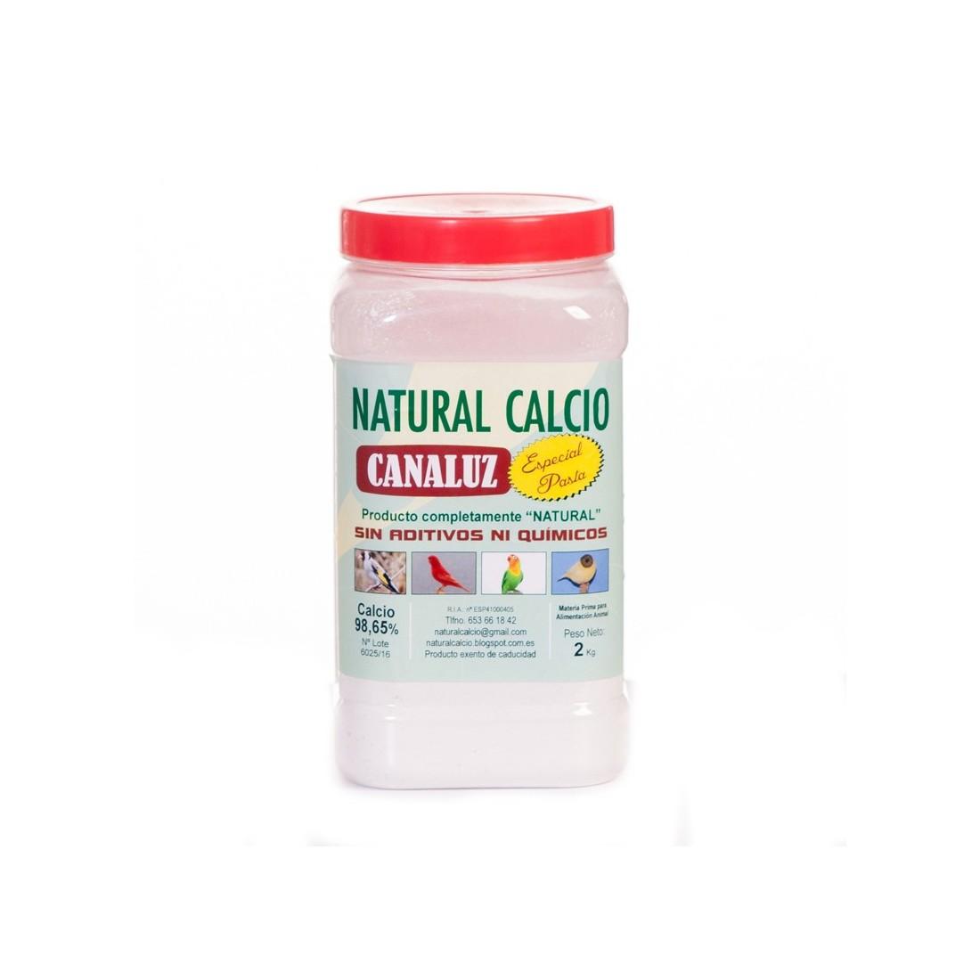 NATURAL CALCIO G00 2KG  - ESPECIAL PASTA -