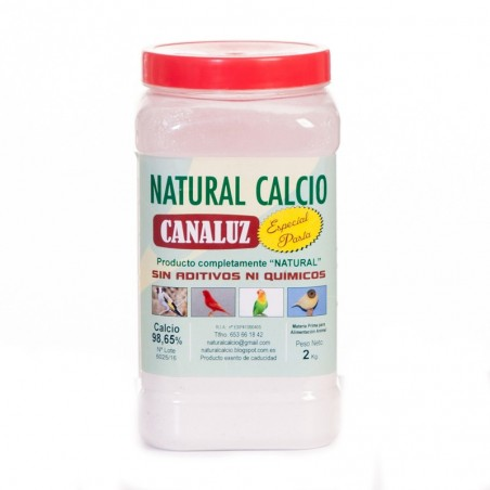 NATURAL CALCIO G00  - ESPECIAL PASTA -