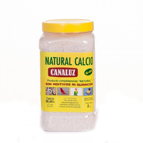 NATURAL CALCIO G-02 2KG