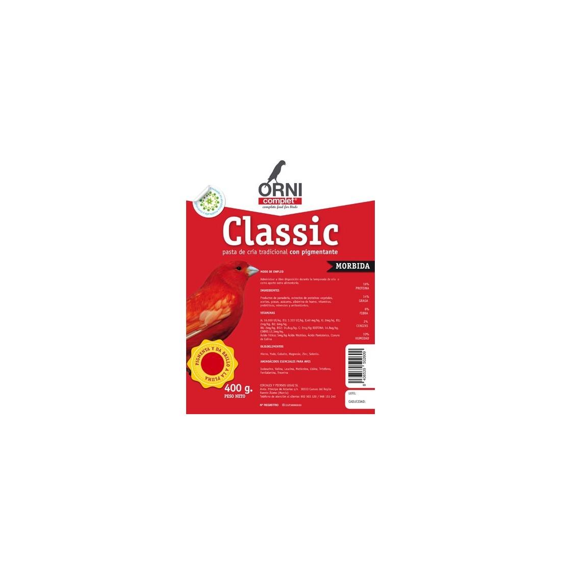 Pasta Procria Classic Red