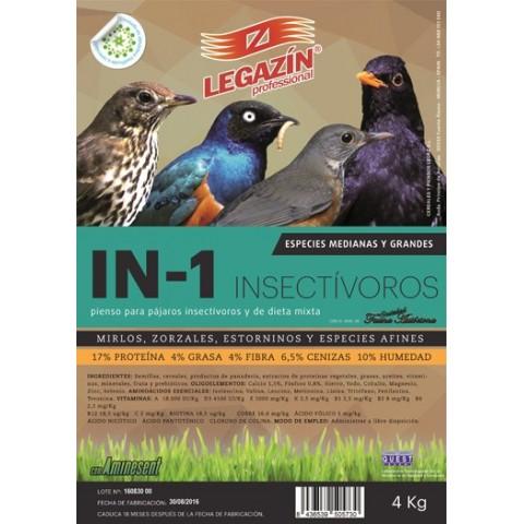 Legazin In-1 Insectivoros
