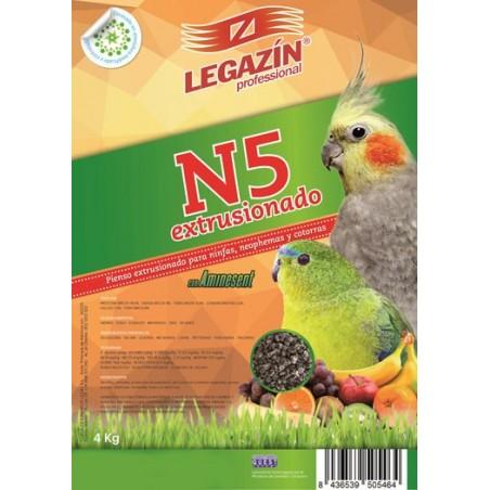 Legazin N5 Extrusionado Ninfas