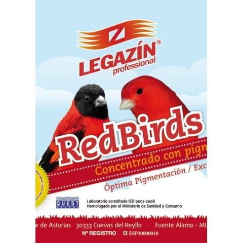 Legazin Redbirds