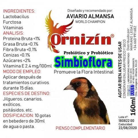 Ornizin Simbioflora