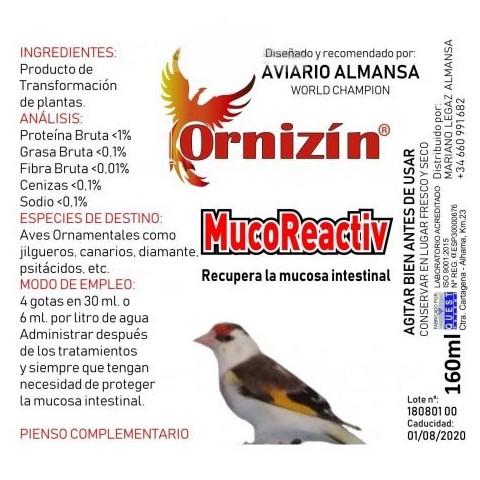 Ornizin Muco Reactiv
