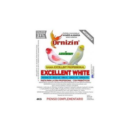 Ornizin Pasta Excellent Profesional White