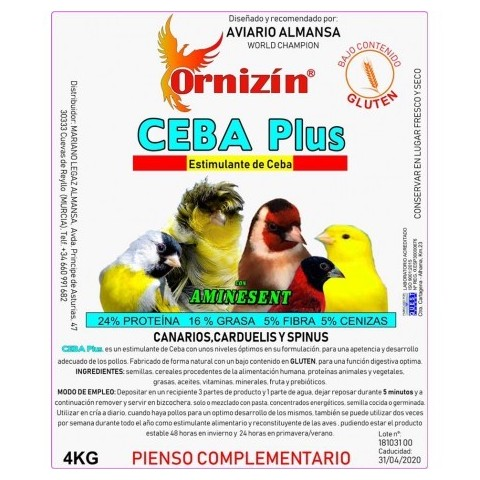 Ornizin Ceba Plus Total