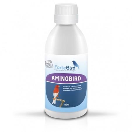 Fortebird Aminobird - Vitaminas y Aminoacidos