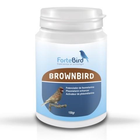 Fortebird Brownbird - Potenciado de Feomelanina