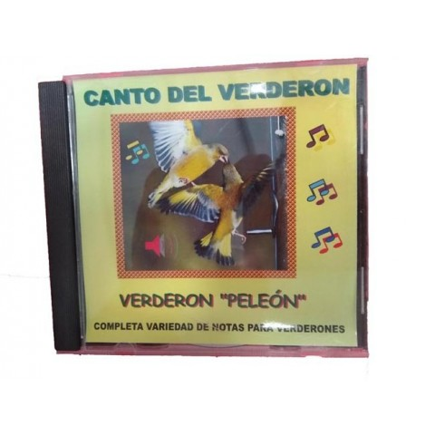 Cd Canto Verderon Peleon