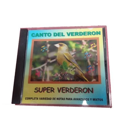 Cd Canto Super Verderon