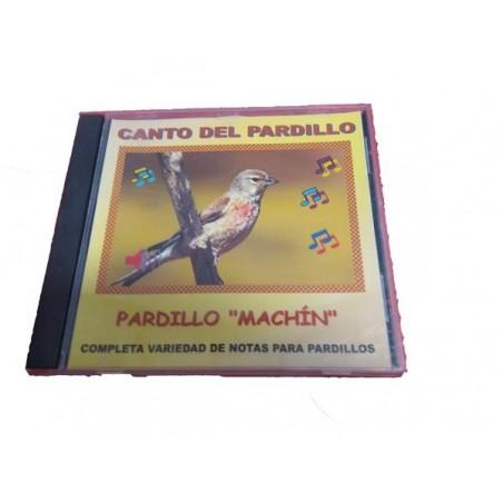 Cd Canto Pardillo Machin