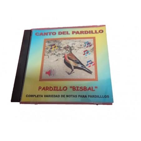Cd Canto Pardillo Bisbal