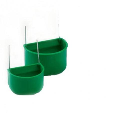 Bizcochera Interior Verde Ganchos