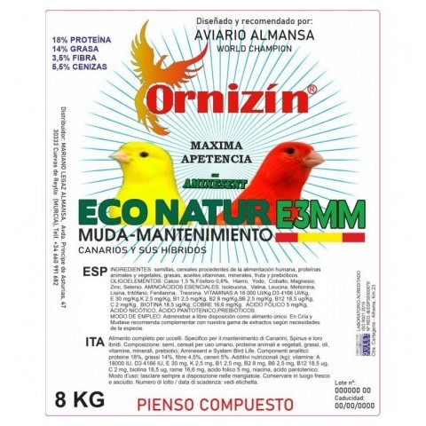 Ornizin Econatur E3MM