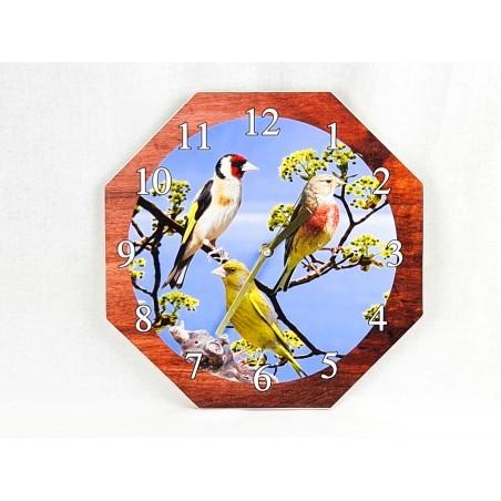 Reloj Trio Silvestres