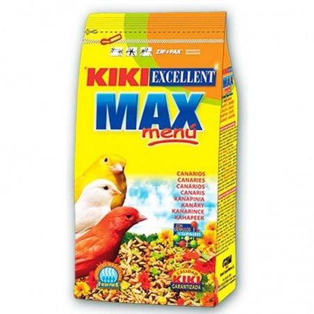 KIKI EXCELLENT MAX MENU CANARIOS