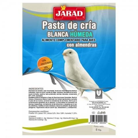 PASTA DE CRIA BLANCA MORBIDA 5KG