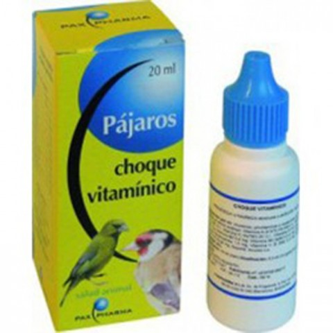 CHOQUE VITAMINICO LAFI 20ML