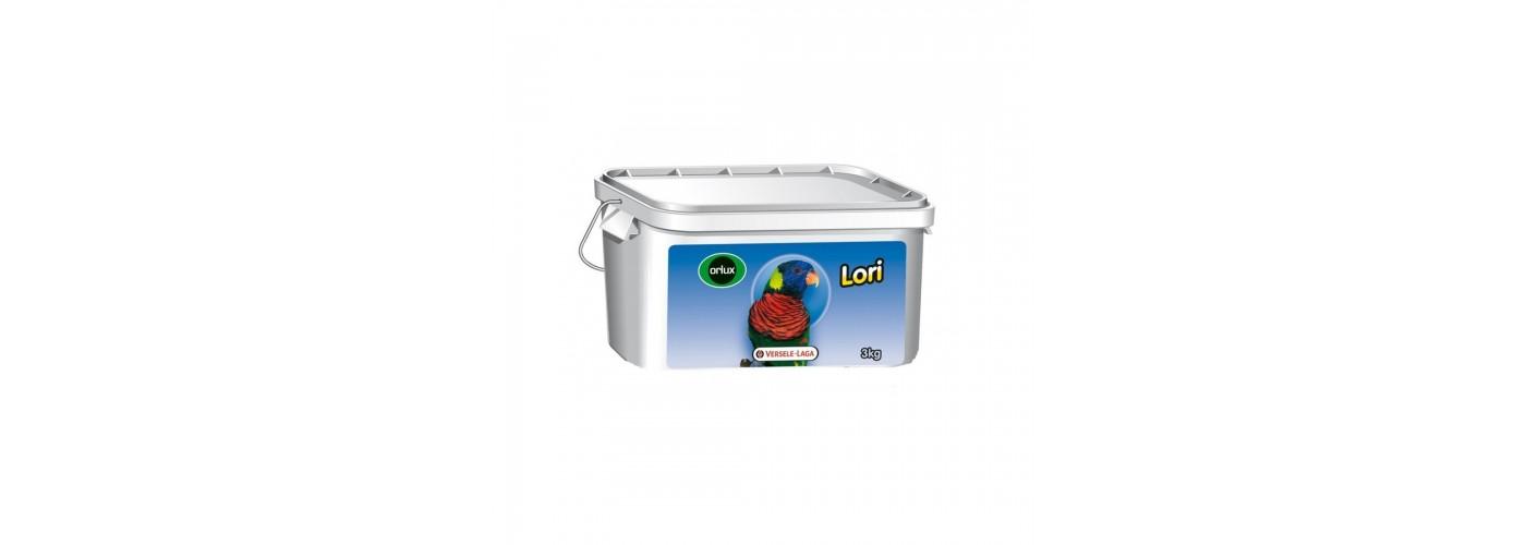 Comida para Loris