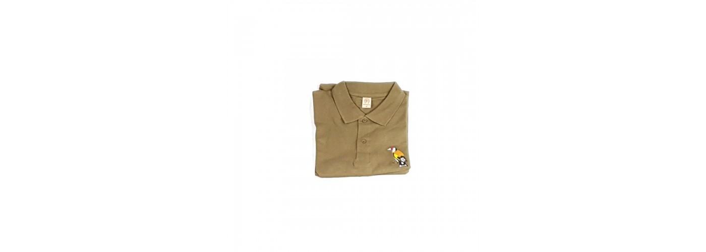 Camisetas de pájaros